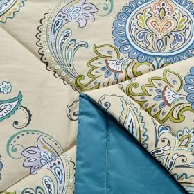 Одеяло ЛЕТНЕЕ тенсел в хлопке 200х220 см, 1599-OM