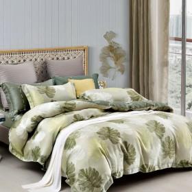 Комплект постельного белья 1,5-спальный, тенсел 1534-4S