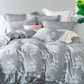 Комплект постельного белья Евро, тенсел 1036-6