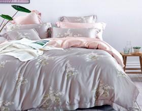 Комплект постельного белья 1,5-спальный, тенсел 1048-4S