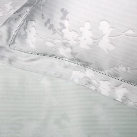 Комплект простыни с двумя наволочками, тенсел 1051-3Р
