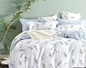 Комплект постельного белья Евро, тенсел 1052-6