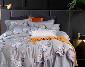 Комплект постельного белья Евро, тенсел 1060-6