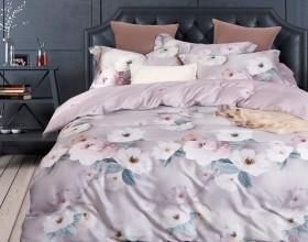 Комплект постельного белья Евро, тенсел 1061-6