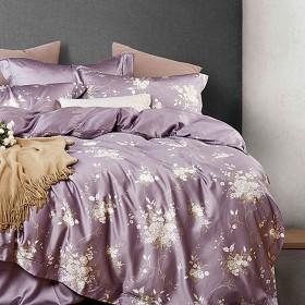 Комплект постельного белья Евро, тенсел 1062-6