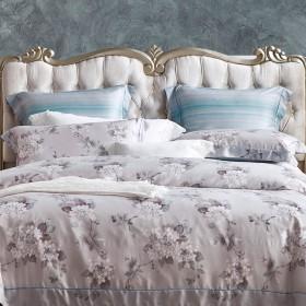Комплект постельного белья Евро, тенсел 1065-6