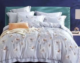 Комплект постельного белья 1,5-спальный, тенсел 1162-4S