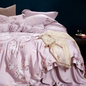 Комплект постельного белья Евро, тенсел 1168-6