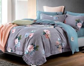 Комплект постельного белья Евро, фланель 1183-6