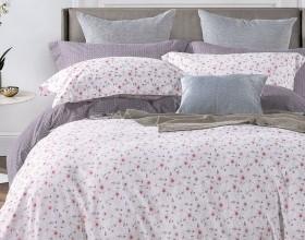 Комплект постельного белья 1,5-спальный, фланель 1184-4S
