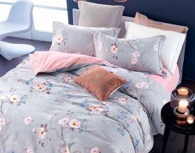 Комплект постельного белья Евро, фланель 1196-6