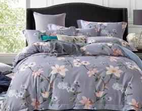 Комплект постельного белья 1,5-спальный, фланель 1198-4S