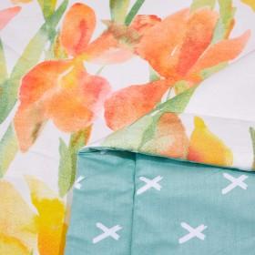 Одеяло ЛЕТНЕЕ тенсел в хлопке 200х220 см, 1222-OM