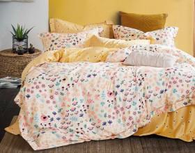 Комплект постельного белья 1,5-спальный, тенсел 1298-4S