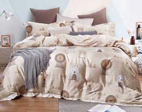 Комплект постельного белья 1,5-спальный, тенсел 1303-4S