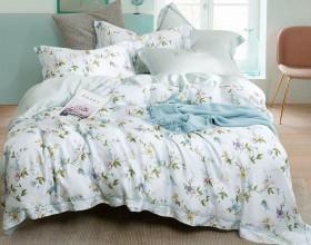 Комплект постельного белья 1,5-спальный, тенсел 1311-4S
