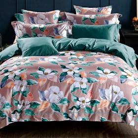 Комплект постельного белья 1,5-спальный, Египетский хлопок 1369-4S