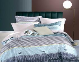 Комплект постельного белья 1,5-спальный, фланель 1418-4S