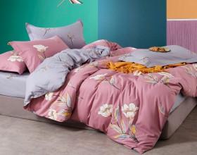 Комплект постельного белья Евро, фланель 1422-6