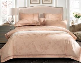 Комплект постельного белья Евро, жаккард 471-4