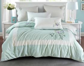 Комплект постельного белья Евро, твил 473-6