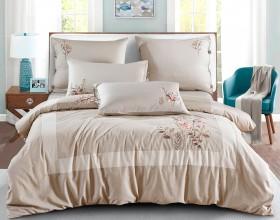 Комплект постельного белья Евро, твил 474-6