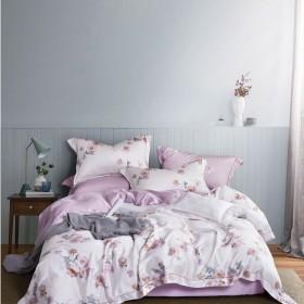 Комплект постельного белья 1,5-спальный, тенсел 1631-4S