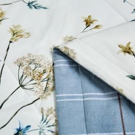 Одеяло ЛЕТНЕЕ тенсел в хлопке 200х220 см, 1481-OM