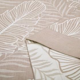 Плед ЛЕТНИЙ хлопковый муслин, наполнитель искусственный шелк 200х220 см, 1509-OM