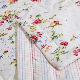 Одеяло ЛЕТНЕЕ тенсел в хлопке 160х220 см, 177-OS