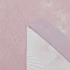 Плед ЛЕТНИЙ хлопковый муслин, наполнитель искусственный шелк 200х220 см, 1653-OM