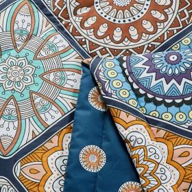 Одеяло ЛЕТНЕЕ тенсел в хлопке 200х220 см, 1601-OM