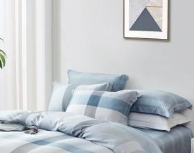 Комплект постельного белья 1,5-спальный, тенсел 1531-4S