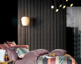 Комплект постельного белья 1,5-спальный, Египетский хлопок 1541-4S