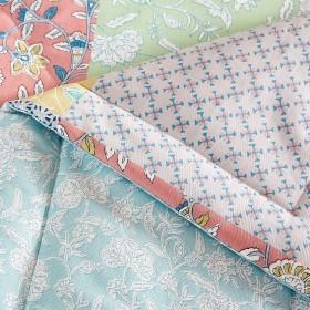 Одеяло ЛЕТНЕЕ тенсел в хлопке 200х220 см, 1340-OM
