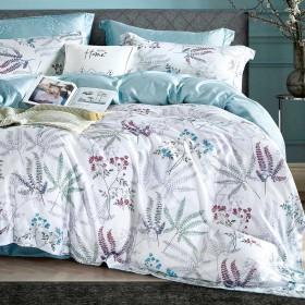 Комплект постельного белья 1,5-спальный, тенсел 1444-4S