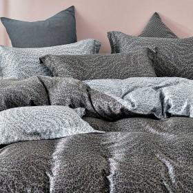 Комплект постельного белья Евро, тенсел 1450-6