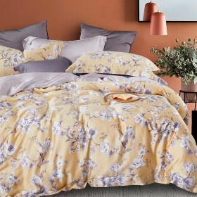 Комплект постельного белья Евро, тенсел 1456-6