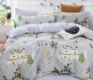 Комплект постельного белья 1,5-спальный, печатный сатин 1500-4XS