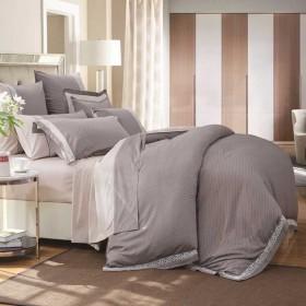 Комплект постельного белья Семейный, Египетский хлопок 611-5