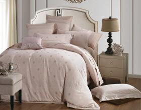 Комплект постельного белья Евро, жаккард 682-4